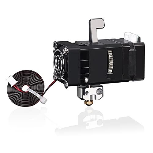 BIQU, estrusore per stampante 3D Direct Dual Gear H2 a doppia unità per stampanti Creality Ender e serie CR, Anycubic Mega S, Geeetech, e Prusa I3