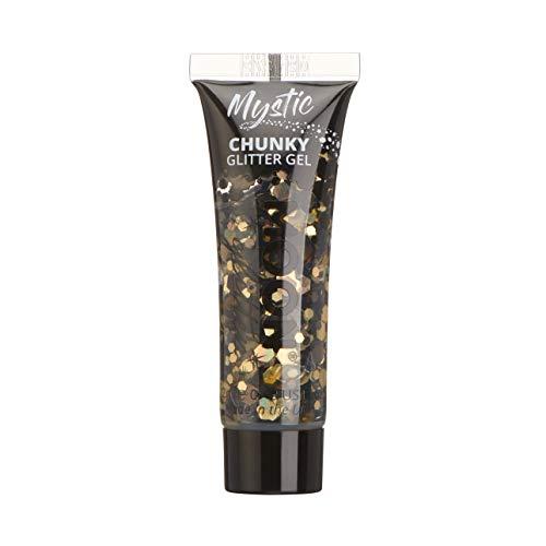 Gel brillant épais mystique par Moon Glitter - 12ml - Luxe - Pailleté pour visage.