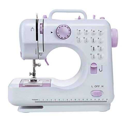 Varmax Sewing Machine with Zigzag Stitches