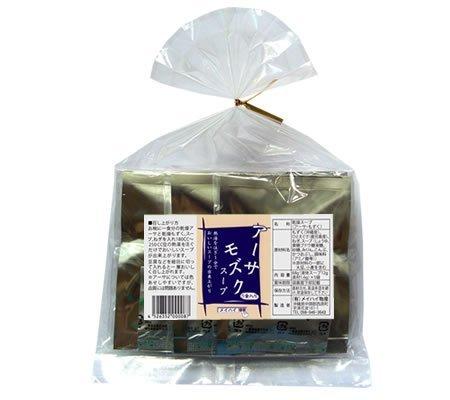 沖縄特産 アーサもずくスープ5食入り×10P