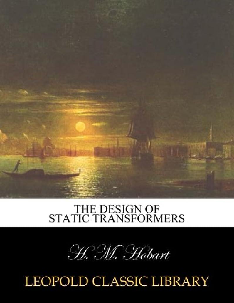 レンジトロリーバスミスThe Design of static transformers