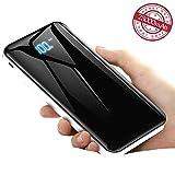 Friengood Portable Chargeur,batterie externe 25000mAh,banque de charge rapide bidirectionnelle de type-C,affichage numérique LCD plein écran,Compatible avec Android,iPhone,iPad,tablettes et plus.