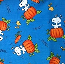 Best snoopy halloween fabric Reviews