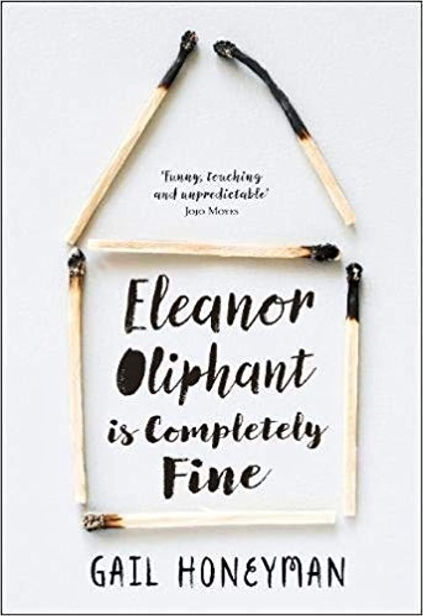 [By Gail Honeyman ] Eleanor Oliphant is Completely Fine (Paperback)【2018】by Gail Honeyman (Author) (Paperback)