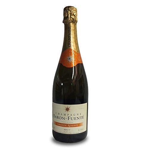 Baron Fuente Champagne Grand Réserve Brut (1 x 0.75 l)