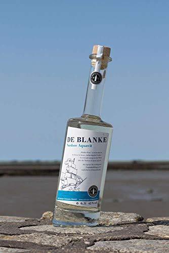 Schnaps Companie - De Blanke Nordsee Aquavit 42% Vol. 0,5l