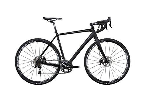 Votex VRX-C Comp Cyclocross-Fahrrad, Schwarz 2016, Schwarz , 51 cm