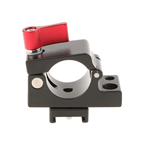 Baoblaze Supporto in Alluminio Monitor 25mm Sostegno Holder Asta per DJI Ronin-M