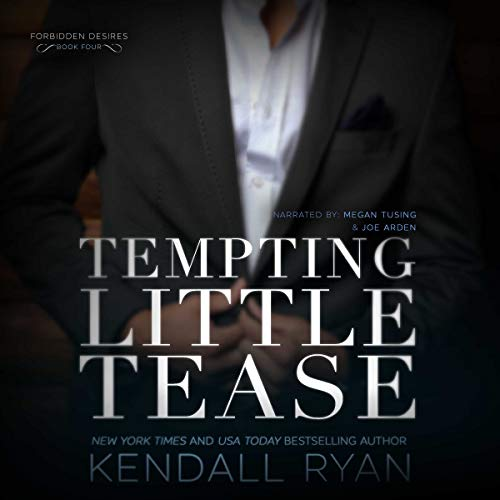 Tempting Little Tease audiobook cover art