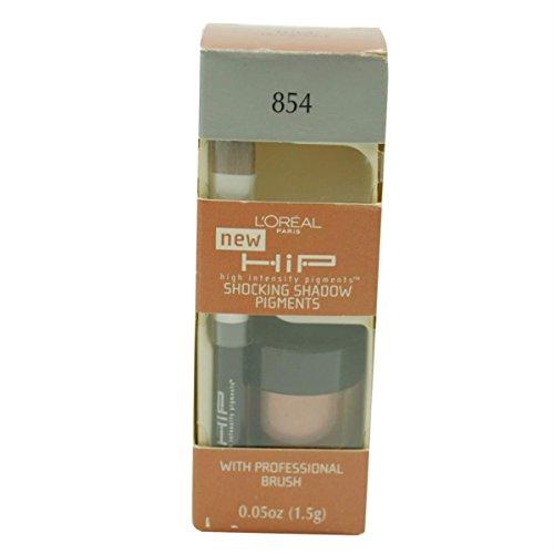L'Oreal HIP (high intensity pigments), Shocking Shadow Pigments, Progressive (854), .05 Oz. by L'Oreal Paris