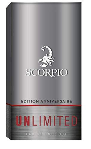 Scorpio - Eau de Toilette - Unlimited – Format 75ml