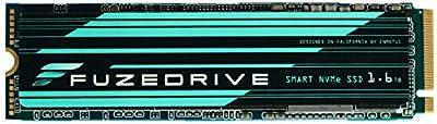 Enmotus FuzeDrive SSD (P200-1600/128) 1.6TB SLC Hybrid Professional Series M.2 for Endurance and Performance