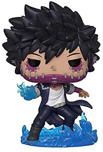 wdsheng Pop Anime My Hero Academia Deku En Onesi Dabi 11Cm, Modelo De Colección De PVC De Juguete para Niños