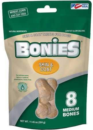 Bonies Skin Coat Health Medium 8 Luxury Courier shipping free shipping goods oz 11.45 Bones