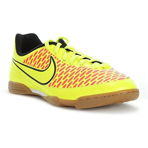 Nike Jr Magista Ola IC - Zapatillas Unisex, Color Amarillo, Talla 35