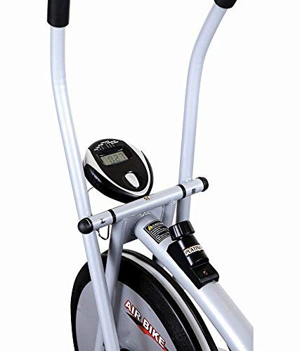 Body Gym Air Bike Platinum DX Exercise Cycle With Back & Twister