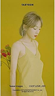 GIRLS GENERATION TAEYEON - [MY VOICE] 1st Album CD+Photo Book+Photo Card K-POP SEALED