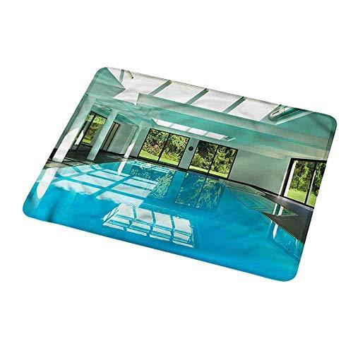 Michael Crofts Spa Custom by Mousepad, moderner Pool für den Innenbereich MPD-1832
