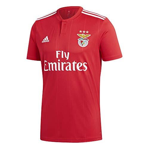 adidas Sport Herren Benfica Lissabon Trikot Home 2018/2019 Rot CK7810 533379