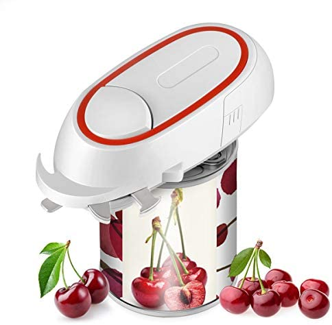 Electric Can Opener Multifunctional Can Opener Restaurant Can Opener Full Automatic Hands Free product image