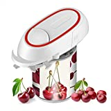 Electric Can Opener, Multifunctional Can Opener, Restaurant Can Opener, Full – Automatic Hands Free Can Opener for Chef's, Individuals, Arthritis and Housewife