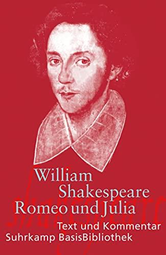 Buchseite und Rezensionen zu 'Romeo und Julia (Suhrkamp BasisBibliothek)' von William Shakespeare