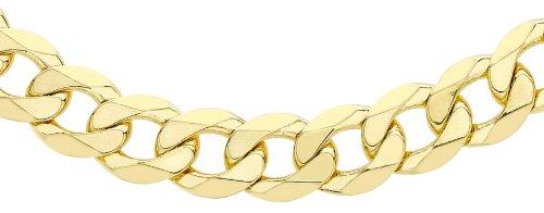Carissima Gold Collana Unisex Oro Giallo 9K (375)