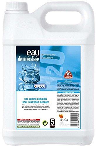 Ardea - Agua desmineralizada, 5 L, 3 unidades