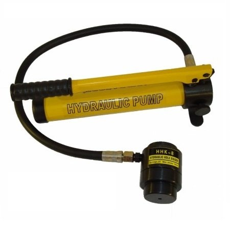 HYDRAFORE Hydraulischer Blechlocher 16-51 mm