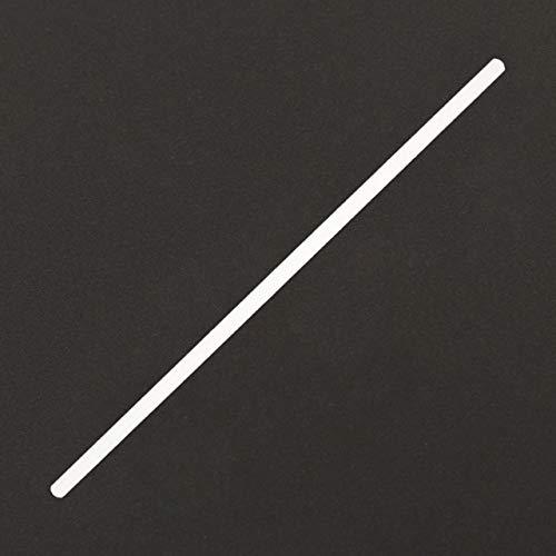 schnellheftzungen de metal, color blanco lacado | 100o 1000unidades | Longitud a Elegir | grapadora lengüeta para carpetas rápido grapadora, grapadora, documentación,/