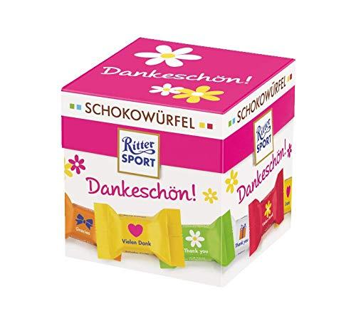 Ritter Sport Schokowürfel Dankeschön!, 176 g.