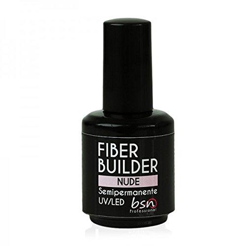 Fiber Builder Soak Off – Nude – 15 ml