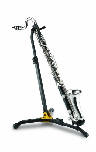 Hercules DS561B Bass Clarinet/Bassoon Stand