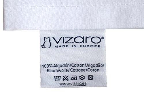 Vizaro - PARURE | ENSEMBLE de housse de couette Nordique (100x135cm) et TOUR de LIT BÉBÉ 70x140cm...