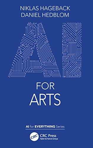 AI for Arts Front Cover