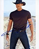 Trace Adkins Signed 8x10 Photo Certified Authentic JSA COA