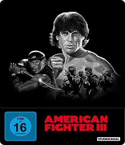 American Fighter 3 - Die blutige Jagd [Blu-ray]