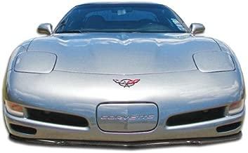Carbon Creations Replacement for 1997-2004 Chevrolet Corvette C5 C5R Front Under Spoiler Air Dam Lip Splitter - 1 Piece