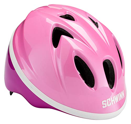 Schwinn Infant Bike Helmet Classic Design, Ages 0-3 Years, Pink