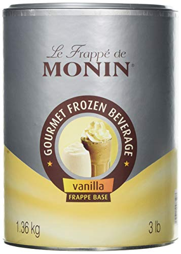 Monin Frappé Base - Vanille 1,36kg