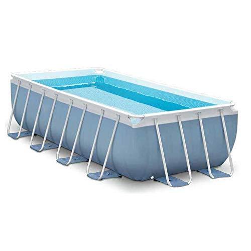 Y & Z Rechthoekige Frame Zwembad voor Volwassenen Families, Tube Rack Zwembad om Filter Pomp Escalator Verzenden