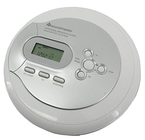 Soundmaster CD9180 CD-MP3 Player mit Anti-Schock