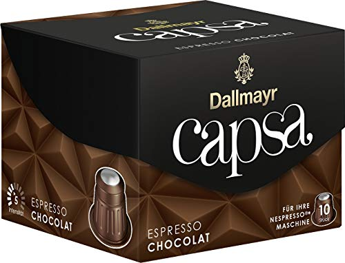 Dallmayr capsa Espresso Chocolat - 10er Pack