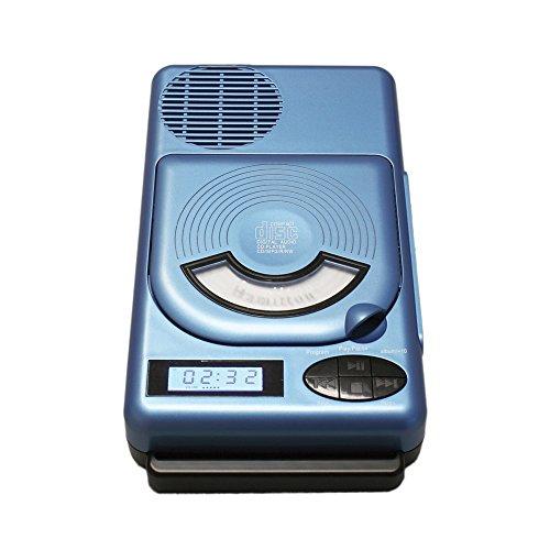 HamiltonBuhl Top-Loading Portable Classroom CD Player