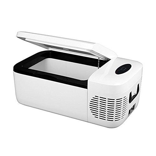 L&Z Boîte Froide Thermoélectrique De 12L pour Le Réfrigérateur De Camping De Voyage DC12V/24Venergieklasse A ++