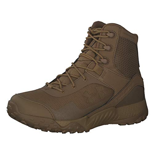Under Armour W's UA Valsetz RTS 1.5, Zapatillas de Senderismo Mujer, Marrón (Coyote Brown/Coyote Brown/Coyote Brown (200) 200), 42 EU