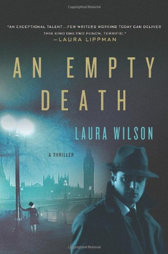 Image of An Empty Death: A Thriller (Detective Ted Stratton)