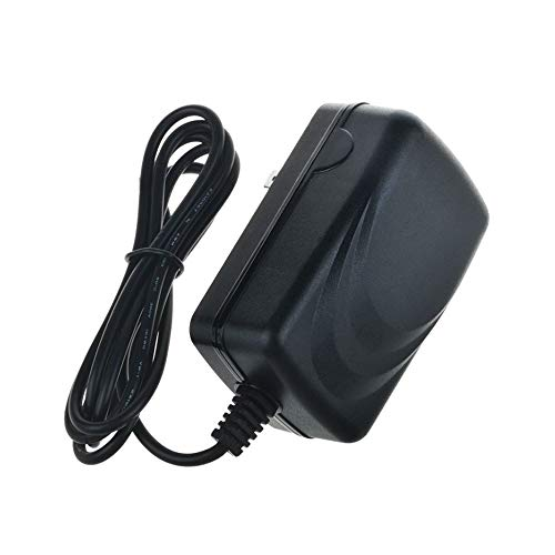 GreenWhale 4ft Small AC-DC Adapter for Tascam TA-1VP TA1VP Vocal Effects Processor Auto Tune Power Supply Cord Cable Charger Mains PSU