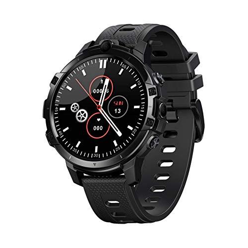 OH Exquisito Reloj Inteligente 4G Tarjeta 64G8 Core Chip Dual Cámara de Doble 1.6 Pulgadas Gps Detección de Tarifas Cardíacas Tracker Sistema Android Sistema de Android Posicionamie