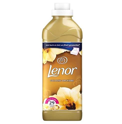 6er Pack - LENOR Weichspüler - Gold Orchidee - 29 Wäschen - 870ml